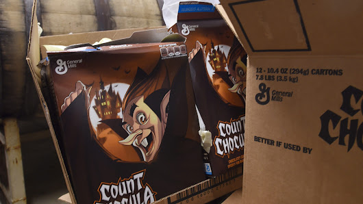 Craft brewer buys up all the Count Chocula
