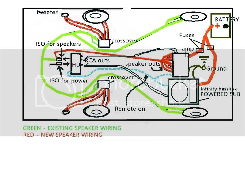 Alpine Ina W900 Wiring Diagram