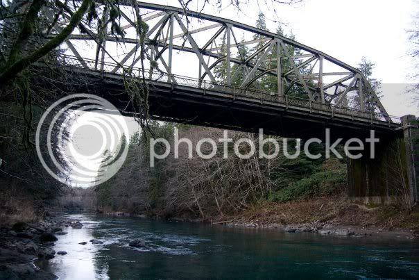 bridge calawah river