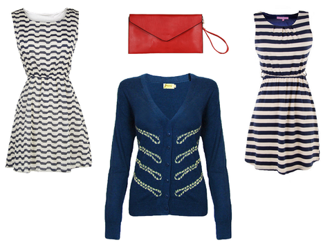 Hook the Nautical Fashion Look this Summer | Tenner Store