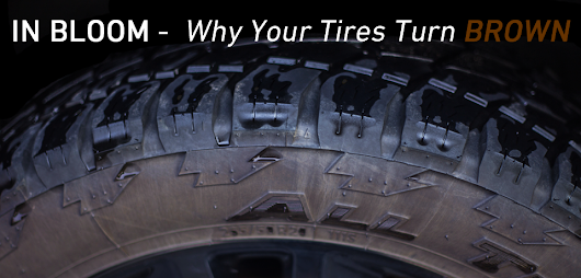 Write-up: How to Clean Brown Tires (Tire Blooming)