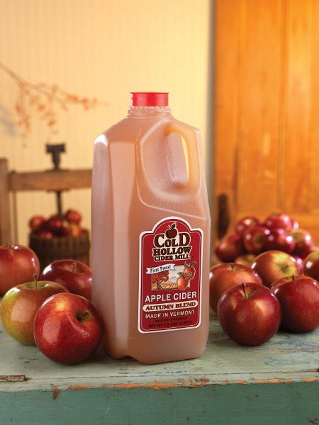Enjoying Amazing Apple Cider at Cold Hollow Cider Mill, Waterbury, Vt. | Visiting New England On A Budget
