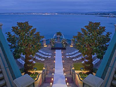 Weddings in Monterey Plaza Hotel and Spa Monterey CA 93940