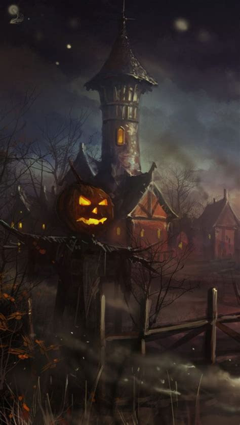 images  halloween wallpaper  pinterest