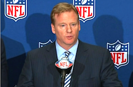 NFL Commissioner Roger Goodell Criticizes Trump's 'Divisive Comments': Shows 'Lack of Respect'