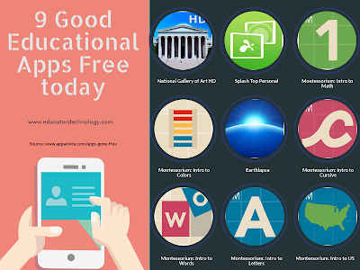 9 Good Educational Apps Free today