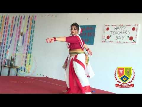 Inspirational Dance Performance : Teachers Day