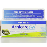 Arnicare Pain Relief, Unscented, Gel - 2.6 oz