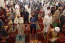Friday prayers resume in Gaza despite new virus fears