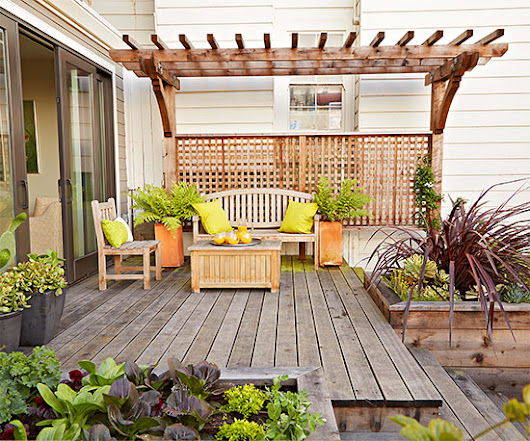 11 Simple Solutions for Small-Space Landscapes