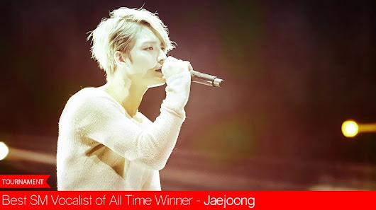 Allkpop: Battle of the Best Vocalist in SM Entertainment of All Time – Jaejoong Wins!