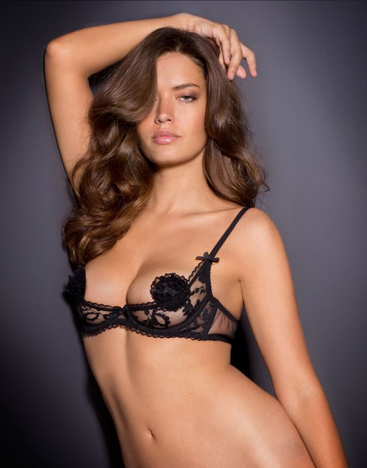 Image : Denver, Agent provocateur and Bras on Pinterest
