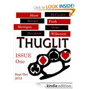 THUGLIT Issue One