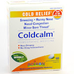 ColdCalm by Boiron - 60 Tablets