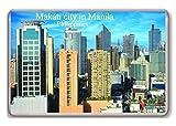 Philippine/City of Makati/Manila/fridge Magnet.!!!