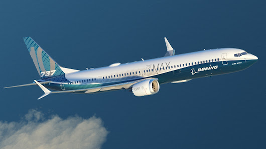 It has been a busy week for the B737 MAX project