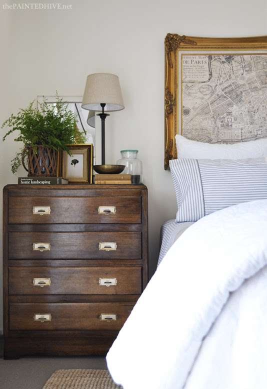 Farmhouse Bedroom - D. Lawless Hardware Labels