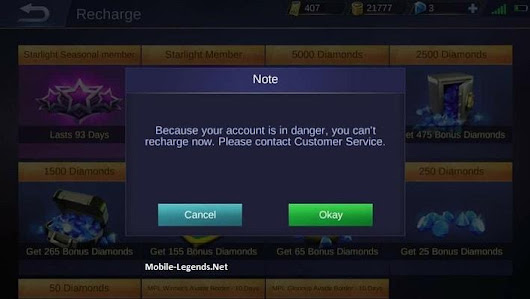 How to Fix Your Account is in Danger | Mobile Legends