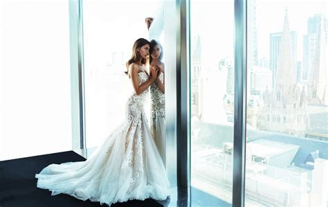 Steven Khalil Wedding Dresses 2014 Collection   MODwedding