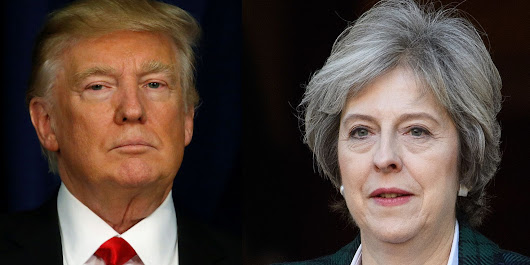 Trump's Press Office Confuses Britain's PM With Porn Star