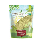 Organic Sprouted Oat Flour, 4 Pounds - by Food to Live