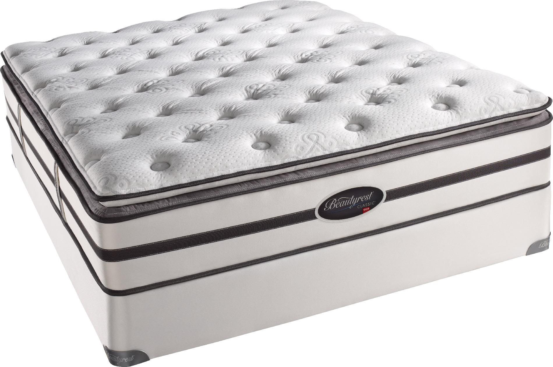 Simmons Beautyrest Pillow Top Mattress C Shld