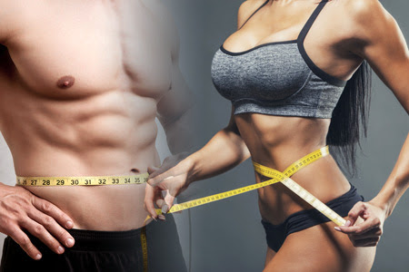 Keep your waist to less than half your height - for health and physical attractiveness