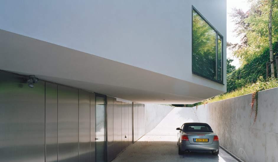 Villa Bussum - Group A, Arquitectura