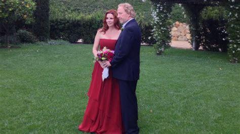 Melissa Gilbert Marries Timothy Busfield   Entertainment