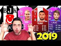 EN GÜÇLÜ BEŞİKTAŞ 2019 ! BEST OF FİFA ! - Ümidi