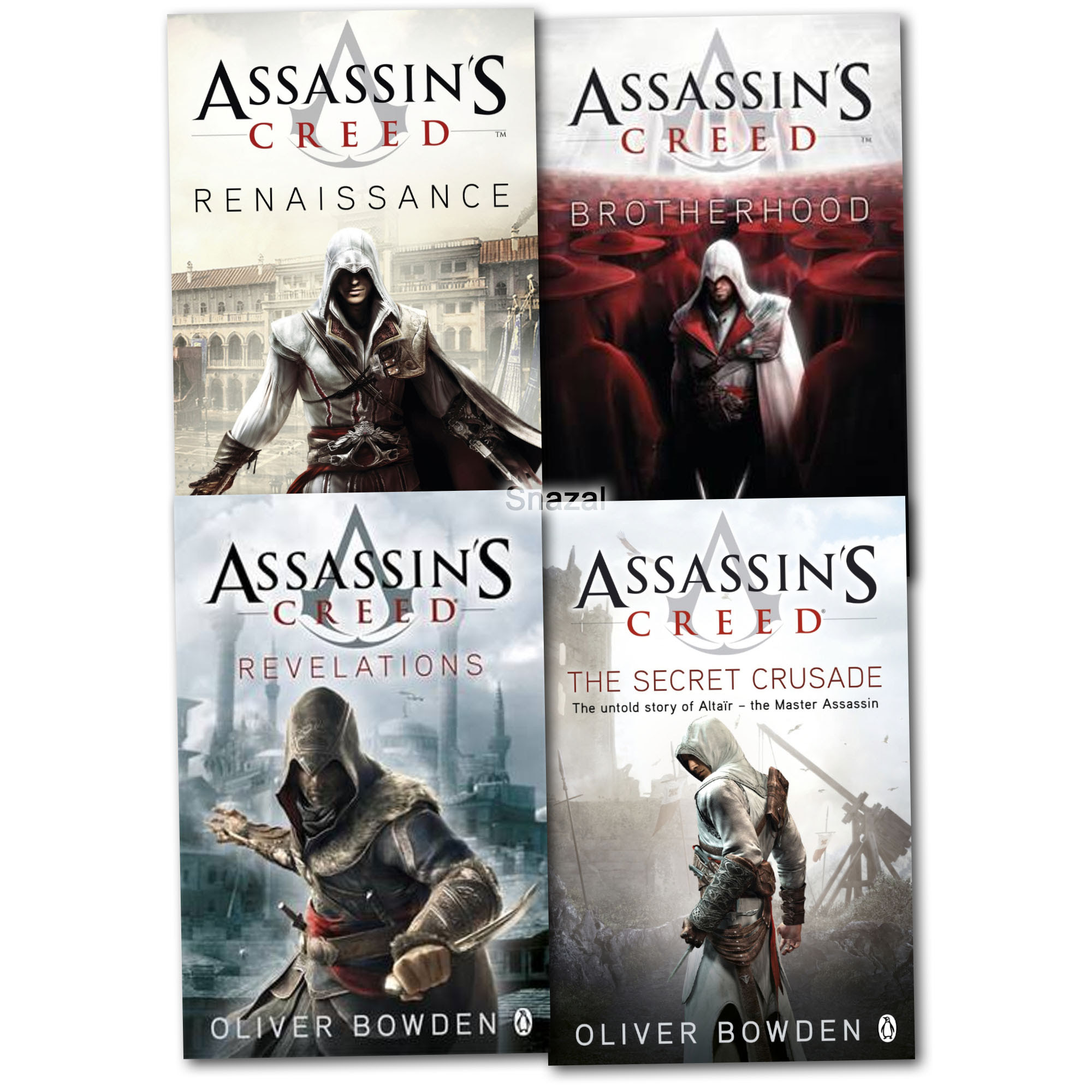 Assassin S Creed Book Series