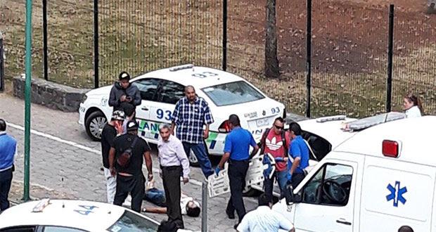 Balacera en UNAM dejan dos muertos
