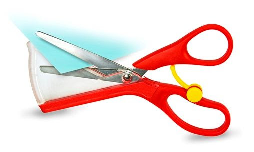 The Ultra Safe Safety Scissors