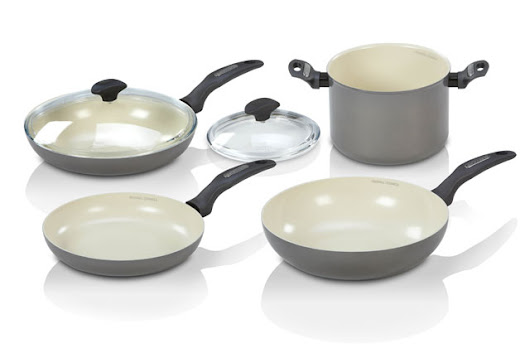 WIN a non-stick cookware set from Delimano Cookware worth £221! - Parentdish UK