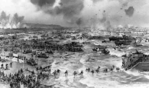 Normandy Invasion - STUNNING D-DAY FACTS