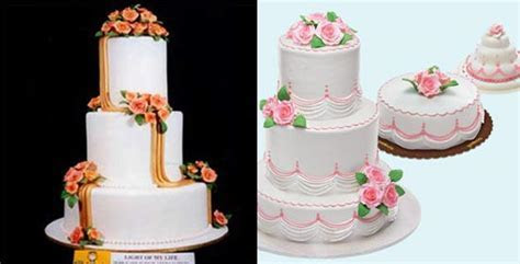 Great Wedding Cake Ideas from Goldilocks   Goldilocks