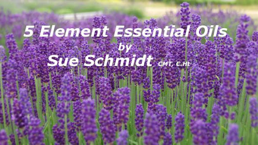 5 Element Essential Oils Holiday Sale!