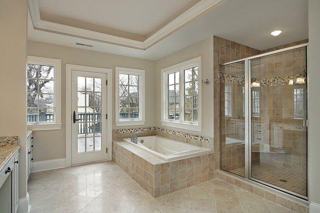 Elegant Bathrooms Ideas - Decor Around The World