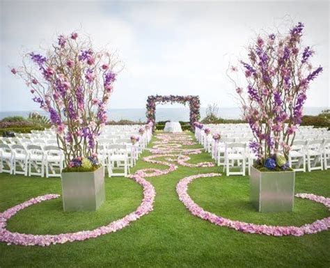 12 best images about Rose Petal Aisle on Pinterest