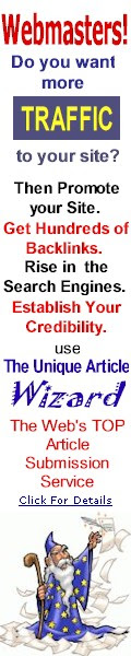 Webmasters; Do You Want Traffic?  Then Promote Your Site and Get Hundreds of Backlinks