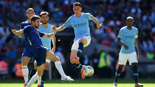 Guardiola: Foden, 18, ready for Premier League