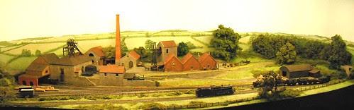 Highbury Colliery