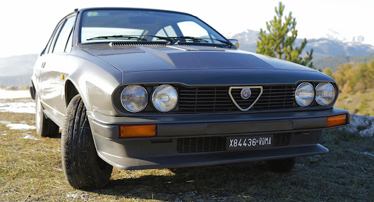 Why The Alfa Romeo GTV6 Is Pornography For Engineers - Petrolicious