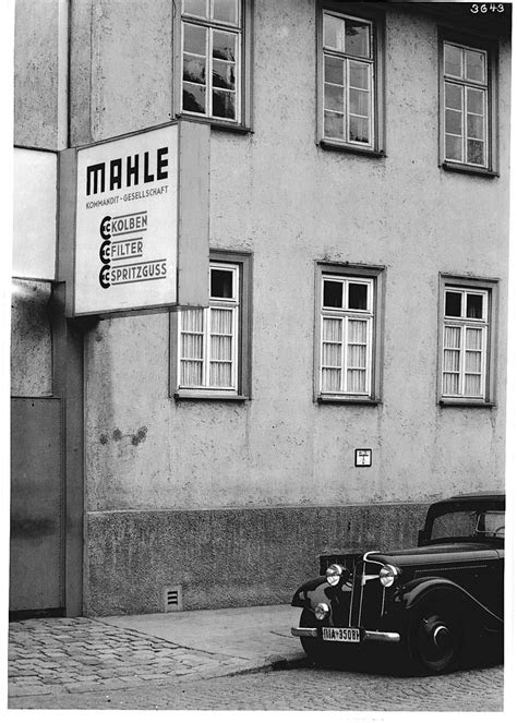 MAHLE foundation – History