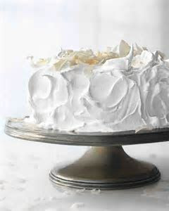 Meringue Frosting Recipe   Martha Stewart