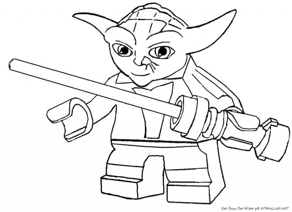 Coloriages Lego Star Wars Az Coloriage