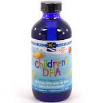 Children's DHA by Nordic Naturals 8 Fluid Ounces