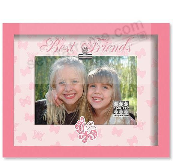 Best Friends Urban Clip Series By Sixtrees Picture Frames Photo