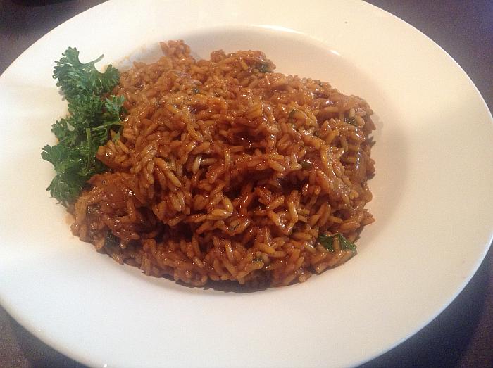 Gluten Free Copycat Recipe: Texas Roadhouse Rice - Get Cooking!