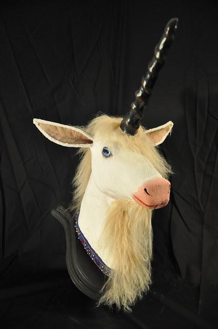 Finished Unicorn